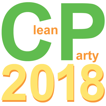Anderes Leben - Cleanparty 2018 Logo